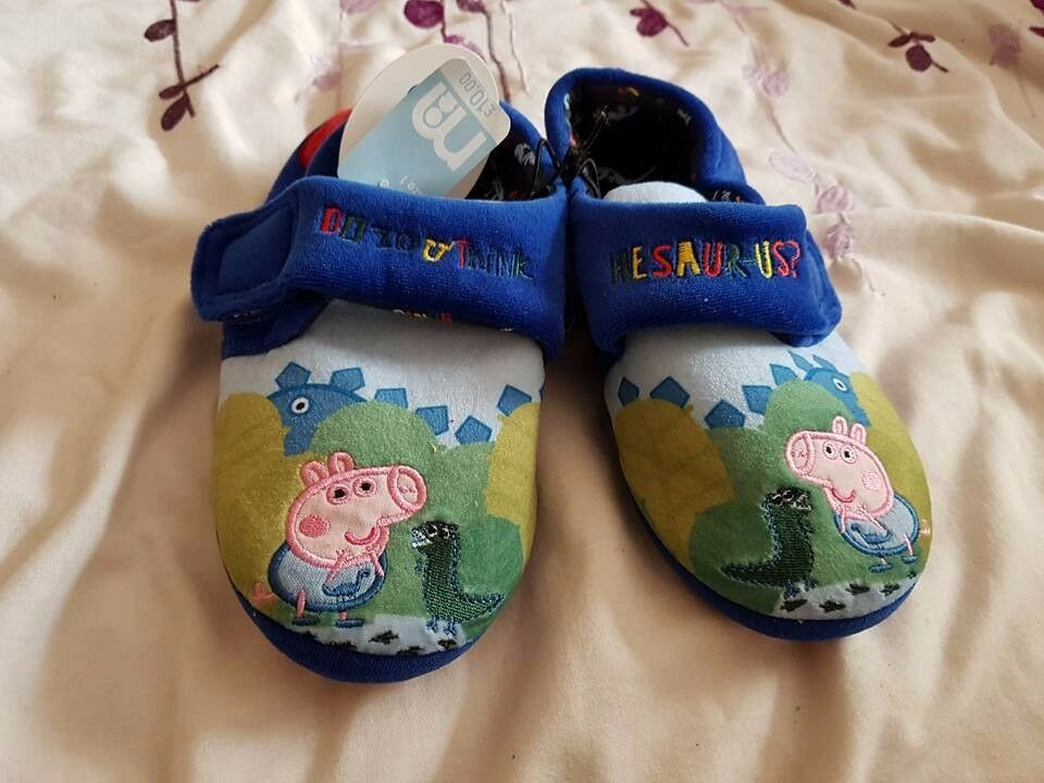 childrens slippers