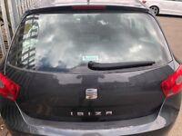 2008 - 2012 MK4 SEAT IBIZA 5 DOOR LW7Z GREY TAILGATE BOOT LID