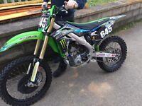 2013 KXF 250 £2100