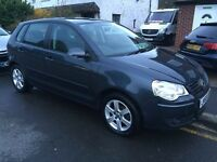 2008 VW POLO 1.4 MATCH 6 SPEED AUTO WARRANTY 12K MILES