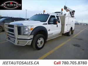 2013 Ford F 550 XLT EXTENDED CAB