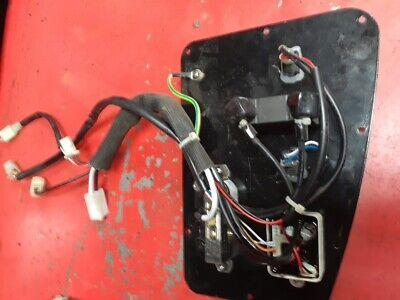 Honeywell Hw2000i 2000 Watt Generator Control Panel