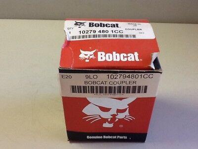 Bobcat 102794801cc Hydraulic Coupler Nos