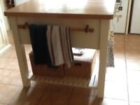 Two drawer country style butcher's block