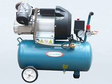 3HP ELECTRIC 30L 380LPM V-TWIN CYLINDER AIR COMPRESSOR Thornlands Redland Area Preview