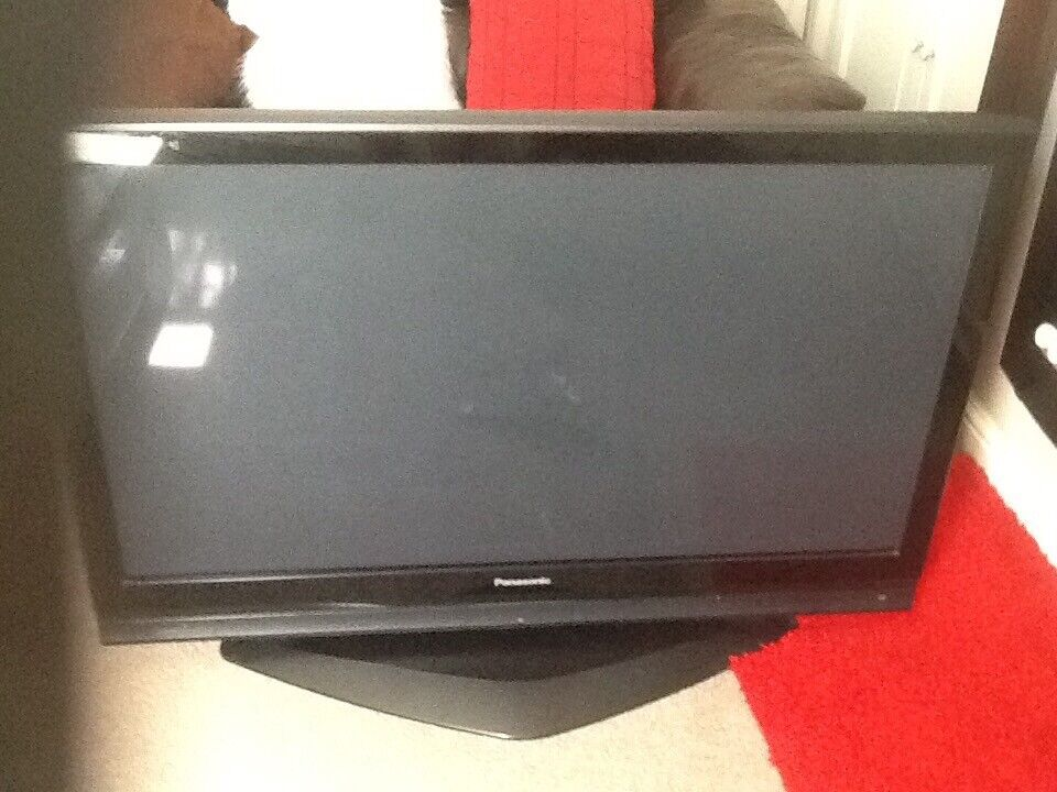 """Panosonic 50"""" tvin Splott, Cardiff - Panasonic 50"""" tv Excellent tv selling as up graded can be seen working £120 Ono"""