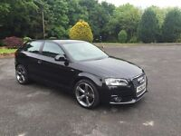 2008 Audi A3 2.0 Tdi 140 S Line ....Finance Available