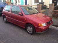 Volkswagen Polo -PARTS OR REPAIR