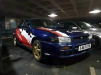Subaru Impreza swaps