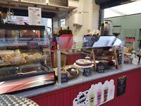 Coffee shop/Cafe/Fast food