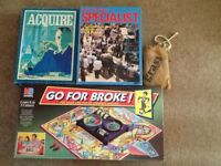 Selection of Top board games with a Trading theme, including Acquire ...