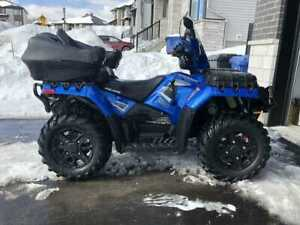 2018 Polaris Sportsman 850 Touring