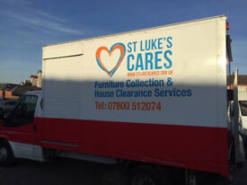 St Luke's CARES Charity House Clearance Service & Donation Collection Service (reg charity 1097720)