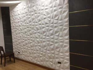3D wall Panels Available