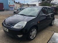 Ford Fiesta Ghia 1.4ltr 5 door full leather, brand new mot and service.