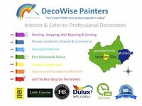 Local Trusted Experienced Interior/Exterior Painters and Decorators