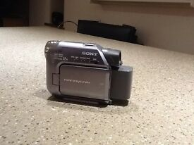 Sony video camera DCR HC393