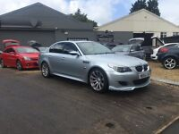 2007 BMW M5 5.0 V10 507BHP SMG ...... P/X WELCOME