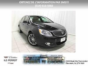 2014 Buick Verano NAV, TOIT OUVRANT, CUIR, MAGS, West Island Greater Montréal image 1