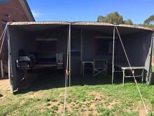 2003 Dingo off road Camper Trailer price reduced to $5000 Sunbury Hume Area Preview