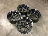 "18 19 20"" Inch BMW 763M CS style Alloy wheels E90 E91 E92 E93 F10 F11 F30 F31 1 2 3 4 5 Series 5x120"