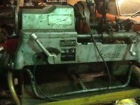 Trade machine for black iron