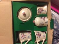 Whittard Tea Set
