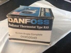 Danfoss Radiator Thermostats Type RAS