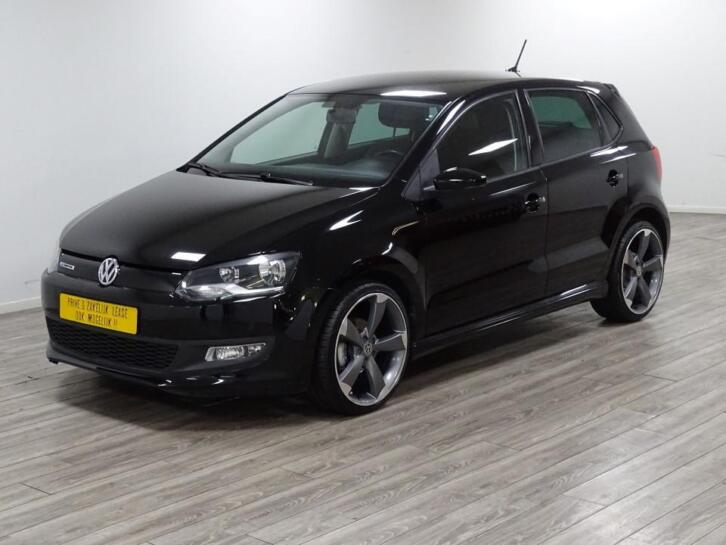 volkswagen polo 1 4 tdi bluemotion business edition. Black Bedroom Furniture Sets. Home Design Ideas