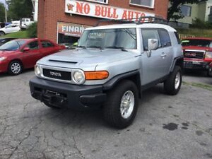 2007 Toyota FJ Cruiser Ready for the trails!