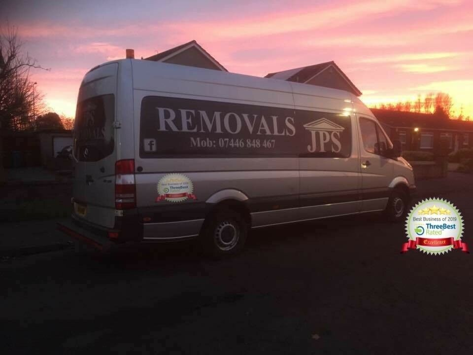 ade849757491 JPS REMOVALS • MAN   VAN • VAN HIRE WITH DRIVER   we do not collect ...