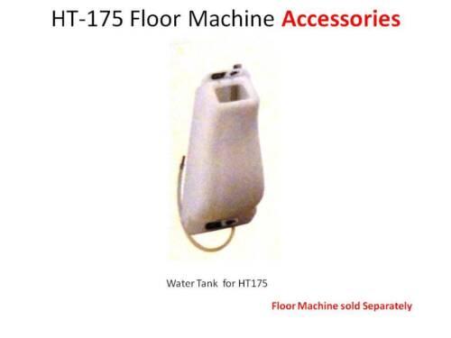 Water Shampoo Solution Tank  carpet clean, floor buffer HT175 Accessories