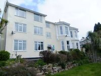 Wellswood Torquay 2 bed flat with sea views