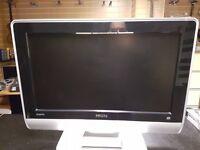 Philips tv/monitor 23inch hd ready