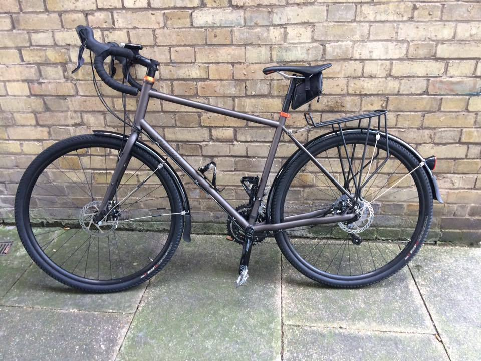 Specialized Awol Elite Amazing Touring Bike Ready 2 Ride In