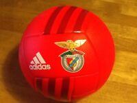 Brand New Addidas BENFICA Football