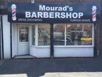 Barber Required - Part time or Full Time - Weekly Pay