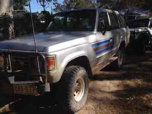 Wrecking my hj60 series landcruiser 2h 5 speed Coomera Gold Coast North Preview