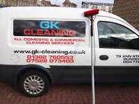 Domestic cleaning £12.5h, carpet and window Cleaning services