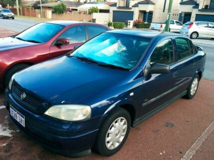 2000 Holden Astra Sedan Yokine Stirling Area Preview