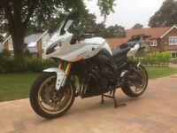 Yamaha Fazer 800 FZ8 ABS 2013 7000 miles Suzuki Bandit GSXF GSXR Kawasaki Honda CBF 600 750 1000