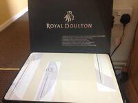 BRAND NEW royal doulton placemat set