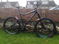 Cube Stereo 160 HPA Downhill Mountain Bike