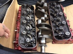 Chev.   396 crank and used pistons rods Melbourne CBD Melbourne City Preview