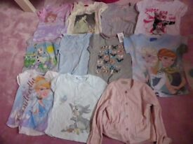 Girls clothes age 4 years