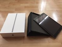 iPad 5th gen 2017 model, 128 GB, WIFI + Griffin case