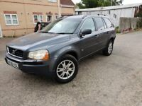 2006,Volvo XC90 2.4 D5 185 SE G/T 2.4 diesel,Automatic,2 owners