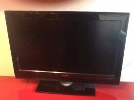 phillips 32inch flatscreen lcd tv £45 o.n.o