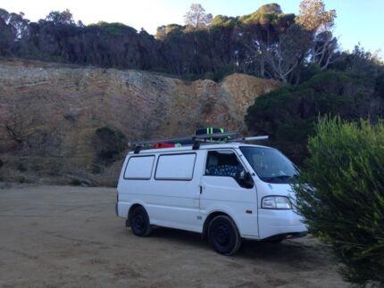 Selling Campervan Mazda E1800