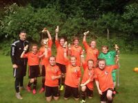 Players wanted for our successful U12/U13s girls football team